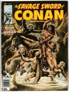 Savage Sword of Conan #32 (Marvel, 1978) FN/VF