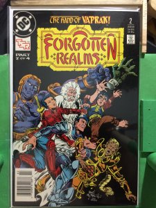 Forgotten Realms #2 of 4 The Hand of Vaprak