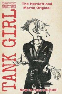 TANK GIRL FULL COLOR CLASSICS 1988-1989 (2018 TITAN) #5 VARIANT 19 PRESALE-01/08