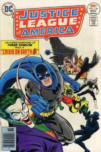 Justice League of America (1960 series) #136, Fine (Stock photo)