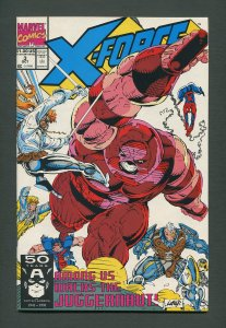 X-Force #3  / 9.0 VFN/NM  /  October  1991