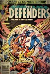 The Defenders #106 (1982)