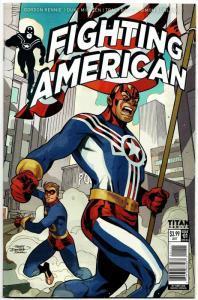 Fighting American #1 Cvr A (Titan, 2017) VF/NM