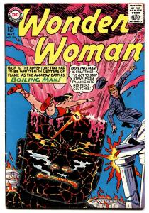 WONDER WOMAN #154 comic book 1965-DC COMICS-EXPLOSION COVER-AMAZON