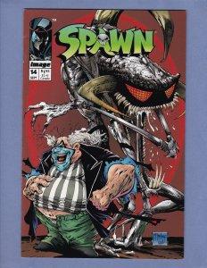 Spawn #14 VF Violator Todd McFarlane Image Comics 1993