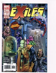 Exiles # 79 Marvel Comic Book Awesome Issue Modern Age Blink X-Men WOW!!!!!! S25