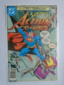 DC Superman Action Comics # 504 7.0 (1980)
