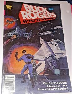 GOLD KEY COMICS-BUCK ROGERS #2-DATE: JULY 1979-GREAT COMIC BOOK FOR COLLECTORS