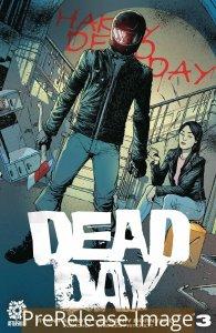 DEAD DAY (2020 AFTERSHOCK) #3 PRESALE-09/16