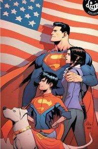 Action Comics #1000 Newbury Comics Pat Gleason Exclusive Virgin Cover  NM.