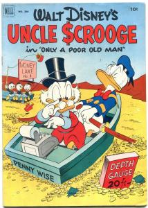 Four Color Comics #386 1952- 1st UNCLE SCROOGE- Carl Barks VF-