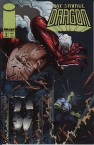 Savage Dragon (1993 series) #3, NM (Stock photo)
