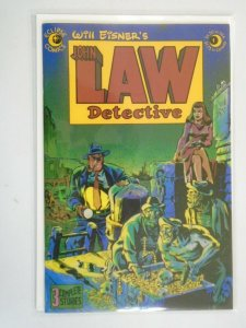 John Law Detective #1 8.0 VF (1983 Eclipse)