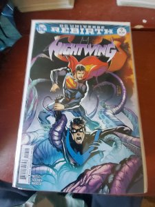 Nightwing #9 (2017)
