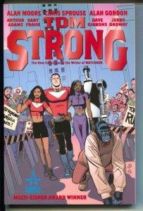 Tom Strong-Vol 1-Alan Moore-TPB-Trade