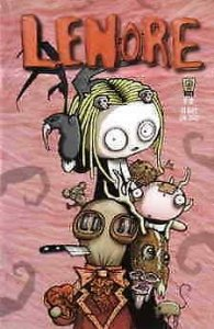 Lenore #8 VF/NM; Slave Labor | save on shipping - details inside