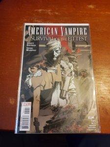 American Vampire (DE) #4 (2012)