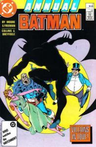Batman (1940 series) Annual #11, Fine (Stock photo)