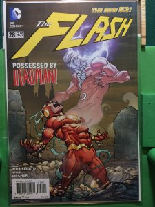 The Flash #28 The New 52