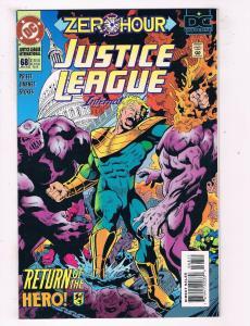 Justice League International #68 VF/NM DC Comics Comic Book Sept 1994 DE45
