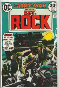 Our Army at War #263 (Dec-73) VF/NM High-Grade Easy Company, Sgt. Rock