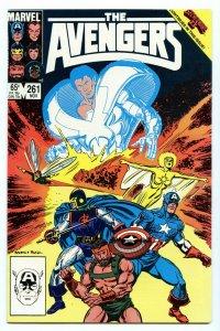 Avengers 261 Nov 1985 NM- (9.2)