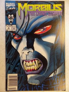 Morbius: The Living Vampire #2 (1992)