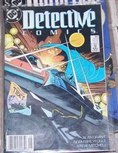 Detective Comics #601 (Jun 1989, DC) batman  -GOTHAM bruce wayne