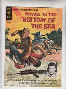 Voyage to the Bottom of the Sea #6 (Nov-66) NM- High-Grade Admiral Nelson