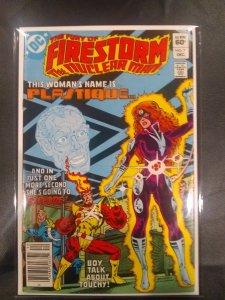 The Fury of Firestorm #7 (1982)