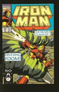 Marvel Comics Iron Man #271 (1991)