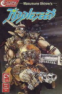 Appleseed Book 1 #2 VF/NM; Eclipse | save on shipping - details inside