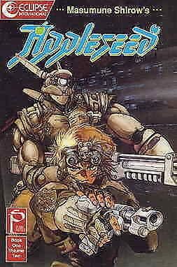 Appleseed Book 1 #2 VF/NM; Eclipse   save on shipping - details inside