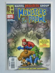 Marvel Monsters, Monsters on the Prowl #1 6.0 FN (2005)