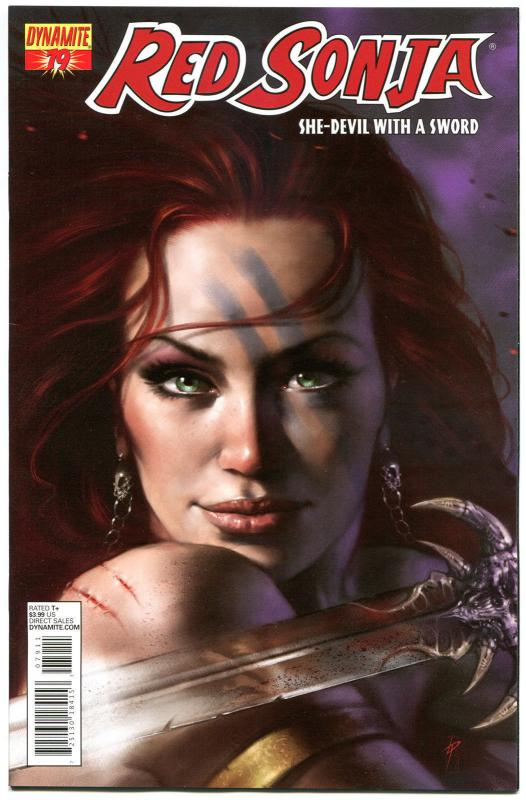 RED SONJA #79, VF+, She-Devil, Sword, Lucio Parrillo, 2005, more in our store
