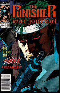 Punisher War Journal #11 - NM - 1st Series