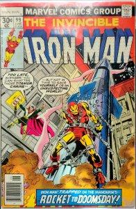 Invincible Iron Man 99
