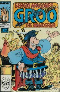 Groo the Wanderer #46 VF; Epic | save on shipping - details inside
