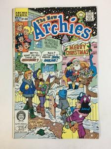 NEW ARCHIES (1987-1990)21 VF-NM Feb 1990 COMICS BOOK