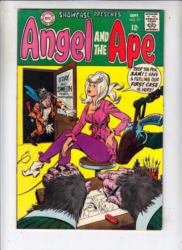 Showcase 77 strict VF/NM 9.0 High-Grade   Wythville Cert. 1st Angle and Ape Wow