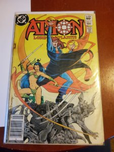 Arion, Lord of Atlantis #7 (1983)