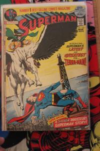 Superman 249 VG