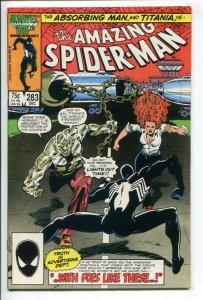 AMAZING SPIDER-MAN (1963 MARVEL) #283 FN/VF NM