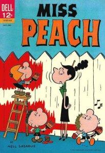 Miss Peach (1963 series) #1, VG- (Stock photo)