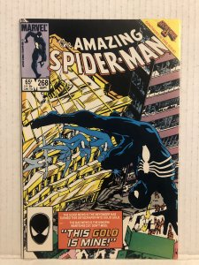 The Amazing Spider-Man #268  direct editio Combined Shipping on unlimited items!