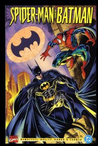 Spider-man and Batman (1995) #1 NM- 9.2