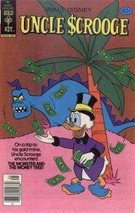Uncle Scrooge (1953 series) #164, VG (Stock photo)