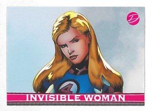 2011 Marvel Dangerous Divas card set #1-72 NM/MT