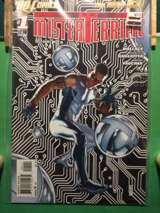 Mister Terrific #1 The New 52