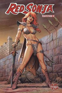 RED SONJA (2018 D. E.) #12 All 10 Covers PRESALE-01/08